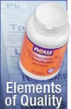 nowfoods health supplements - safe, potent and true to their claim